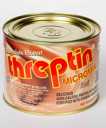 Threptin Micromix Chocolate Flavour 200g