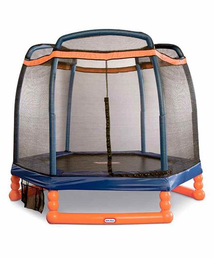 Little Tikes Trampoline Blue - Height 213 cm