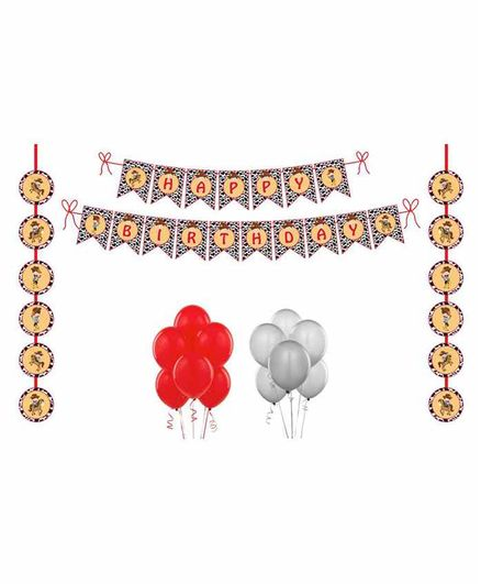 Untumble Cowboy Theme Birthday Kit - Pack of 23