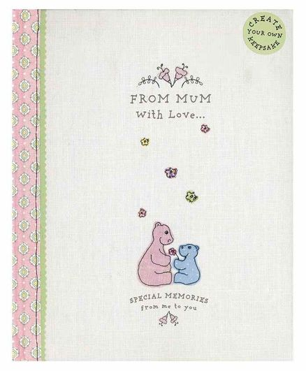 Parragon From Mum with Love Keepsake Book - English