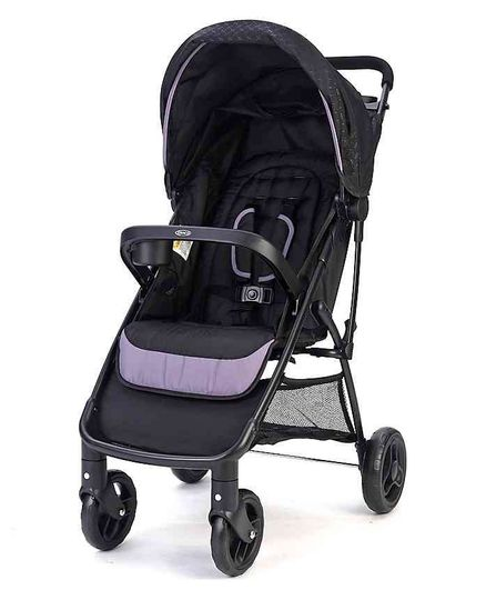 Graco Nimble Lite Hailey Stroller with Canopy - Black