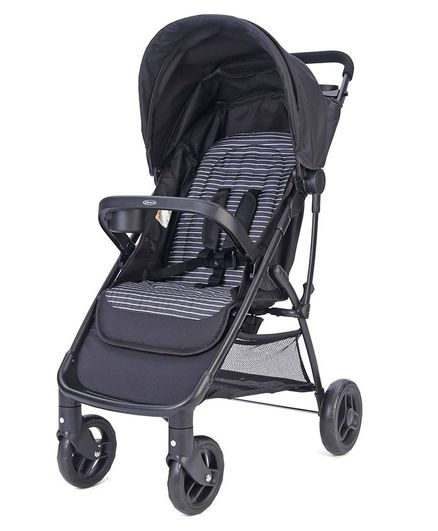 Graco Nimble Lite Studio Stroller with Canopy - Black