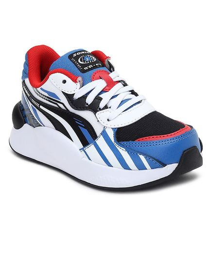 PUMA SEGA RS 9.8 SONIC PS Shoes - Blue & White