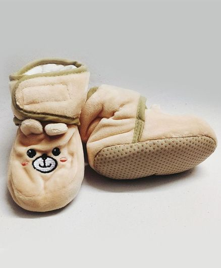 Buy Kid-O-World Bear Face Embroidered