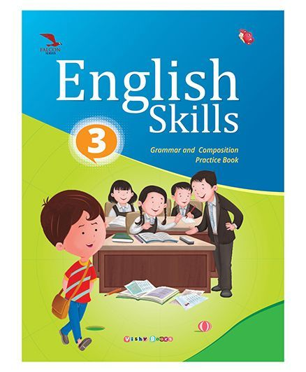 English Skills 3 Grammar And Composition Book
