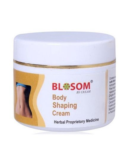 Lasky Herbal Blosom Body Shaping Toning And Slimming Cream - 50 gm