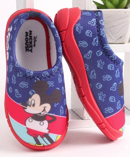 Disney Mickey Mouse Casual Shoes - Blue