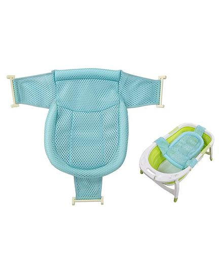 Infantso Mesh Bath Support Net - Blue