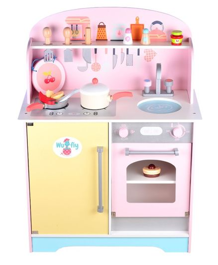 Wufiy Kitchen Set - Multicolour