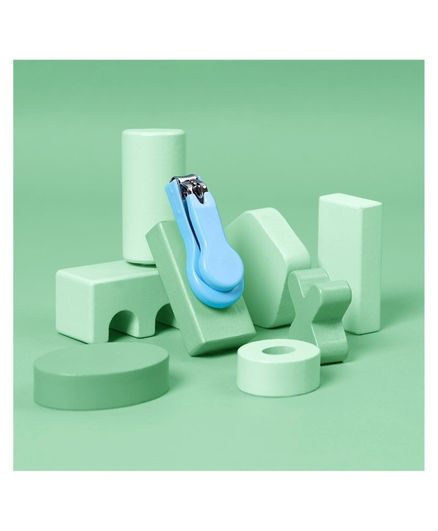 Kicks & Crawl Baby Nail Clipper - Blue