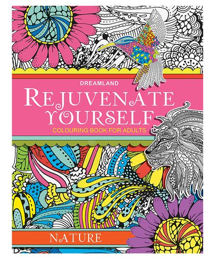 Dreamland Publication Rejuvenate Yourself Nature - English