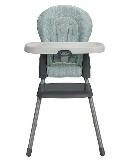 Graco Simple Switch High Chair - Blue