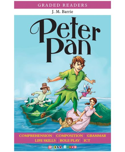 Peter Pan Graded Readers - English