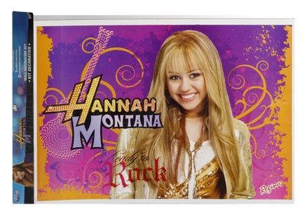 Hannah Montana - Wall Decoration Set