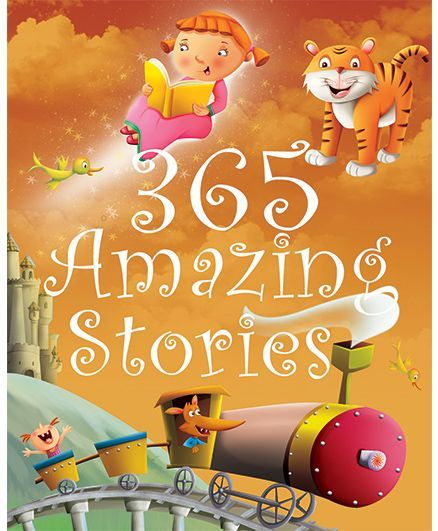 365 Amazing Stories - English