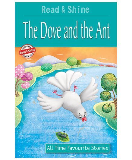 The Dove And The Ant - English
