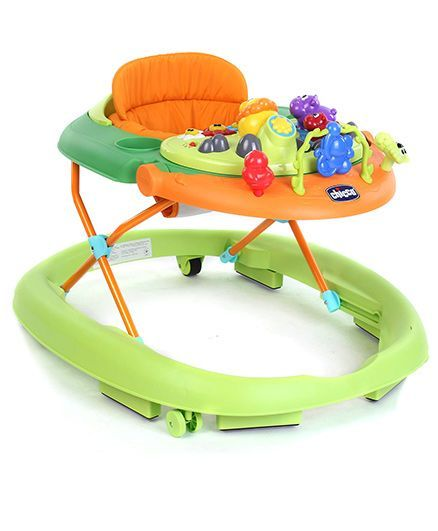 cbfb57b63495 Chicco Walky Talky Baby Walker Green Wave Online in India