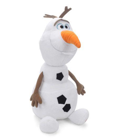 1483e8aa286 Disney Olaf Plush Toy White 40 cm Online India