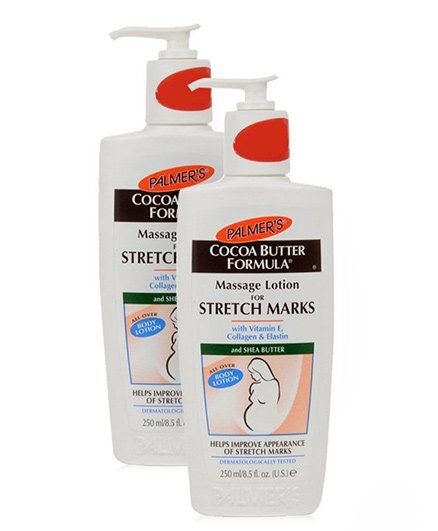 Palmers Cocoa Butter Formula Massage Lotion For Stretch Marks  Pack of 2