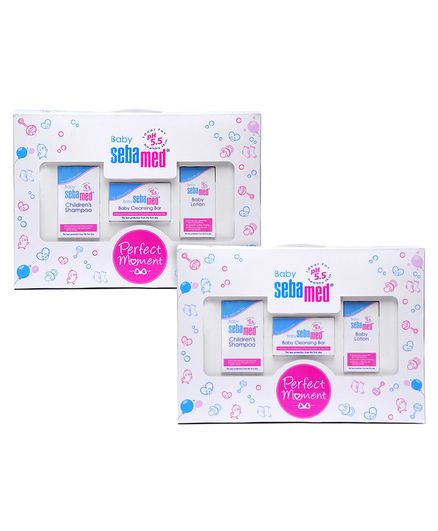 Sebamed Perfect Moment Gift Set Pack of 3 - White ( Pack of 2 )