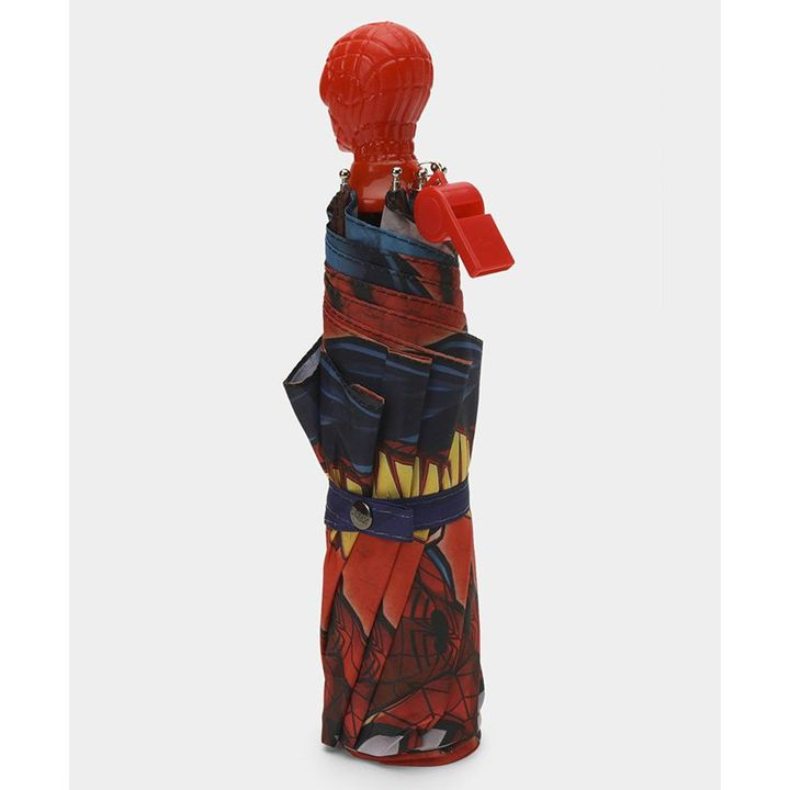 9b1214a874500 Marvel Spider Man 3 Fold Kids Umbrella Red Online in India, Buy at Best  Price from Firstcry.com - 2023765