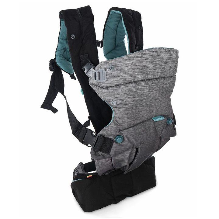 Infantino 4 Way Go Forward Evolved Ergonomic Baby Carrier Teal Info