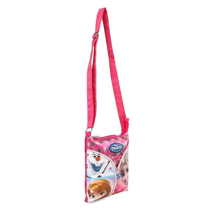 3c898ff0c912 Disney Frozen Sling Bag Pink for Girls (3-8 Years) Online in India, Buy at  FirstCry.com - 2280485