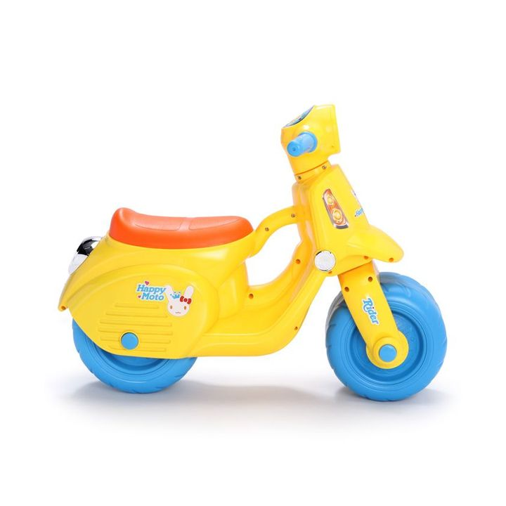 ef4e19d1a Manual Push Scooter Ride On Yellow Online in India, Buy at Best Price from  Firstcry.com - 2335146