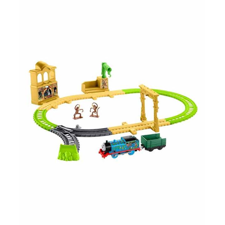 Thomas & Friends TrackMaster Monkey Palace Set Multicolour for (3-7 Years)  Online India, Buy at FirstCry com - 2734804