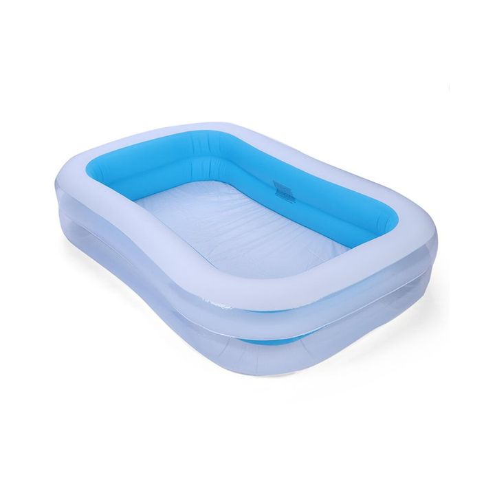 Intex Inflatable Swim Centre Family Swimming Pool - Blue +info