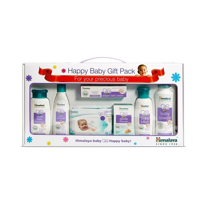 7d00384299e8f Himalaya Baby Care Gift Pack of 7 With Window Packaging for Both (0-24Months)  Online in India, Buy at FirstCry.com - 387732