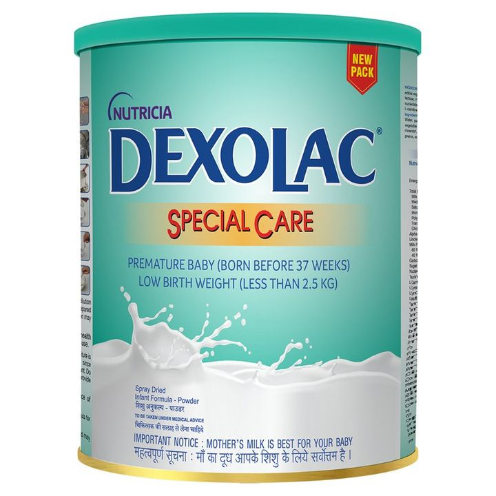 Dexolac Special Care Infant Formula 500 gm Tin Online in India, Buy at Best  Price from Firstcry com - 639160