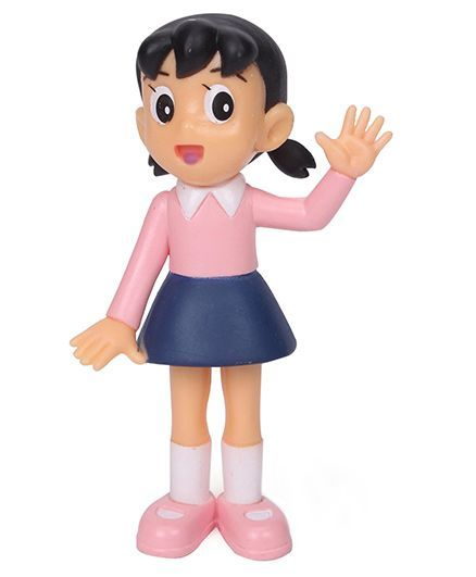Doraemon Shizuka Action Figurine Single Pack - 10 cm