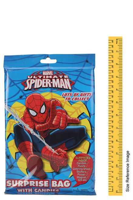 Marvel Ultimate Spider Man Surprise Bag Online in India, Buy at Best Price  from Firstcry com - 918553