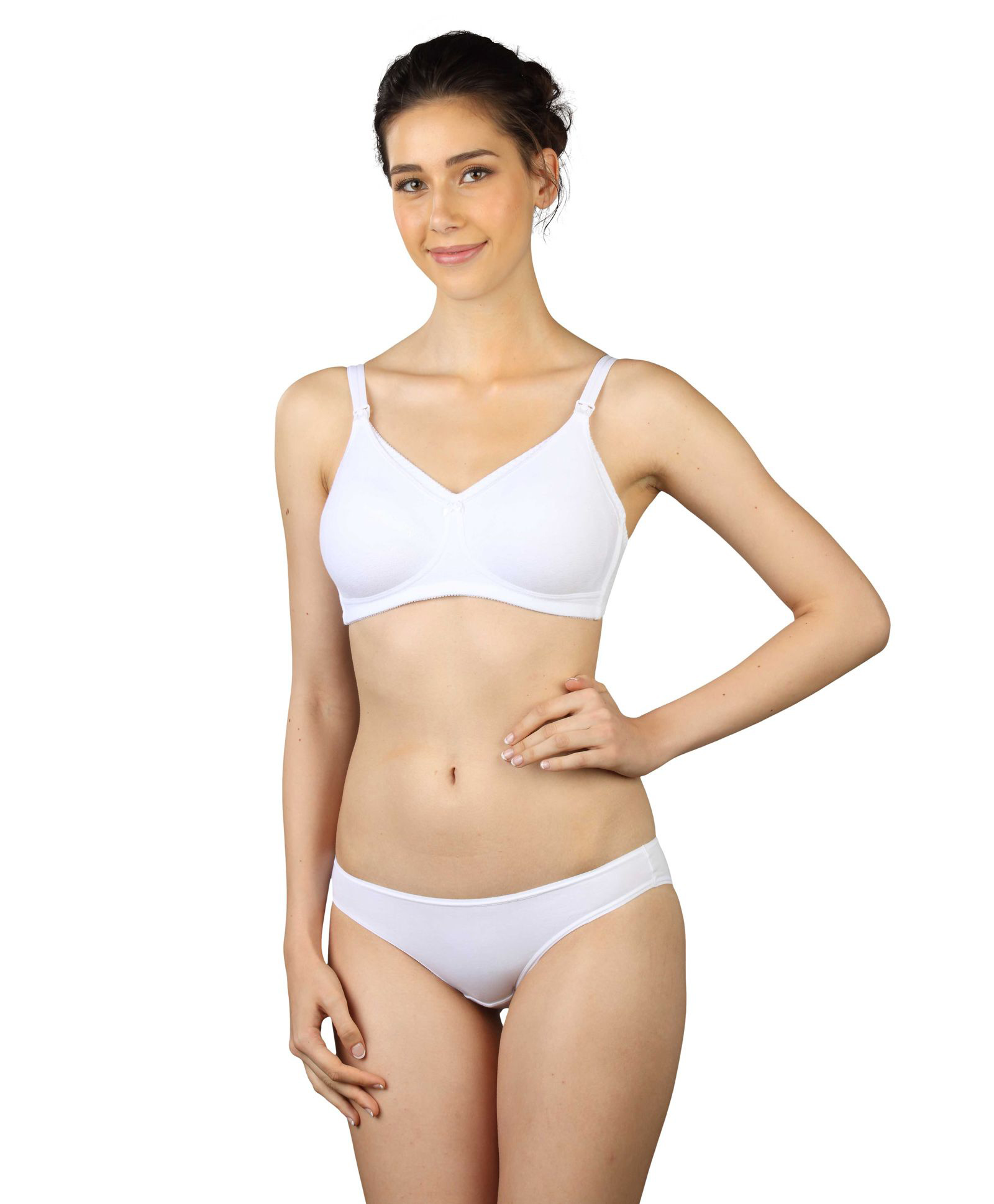 161e47d4e Triumph Mamabel Nature Non Wired Maternity Bra White Online in ...