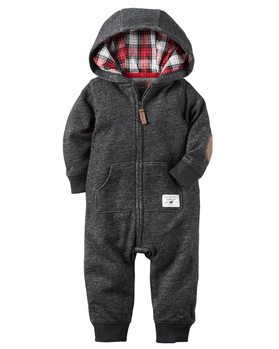 82ccf4136 Buy Carters Hooded French Terry Jumpsuit for Boys ( Months) Online ...