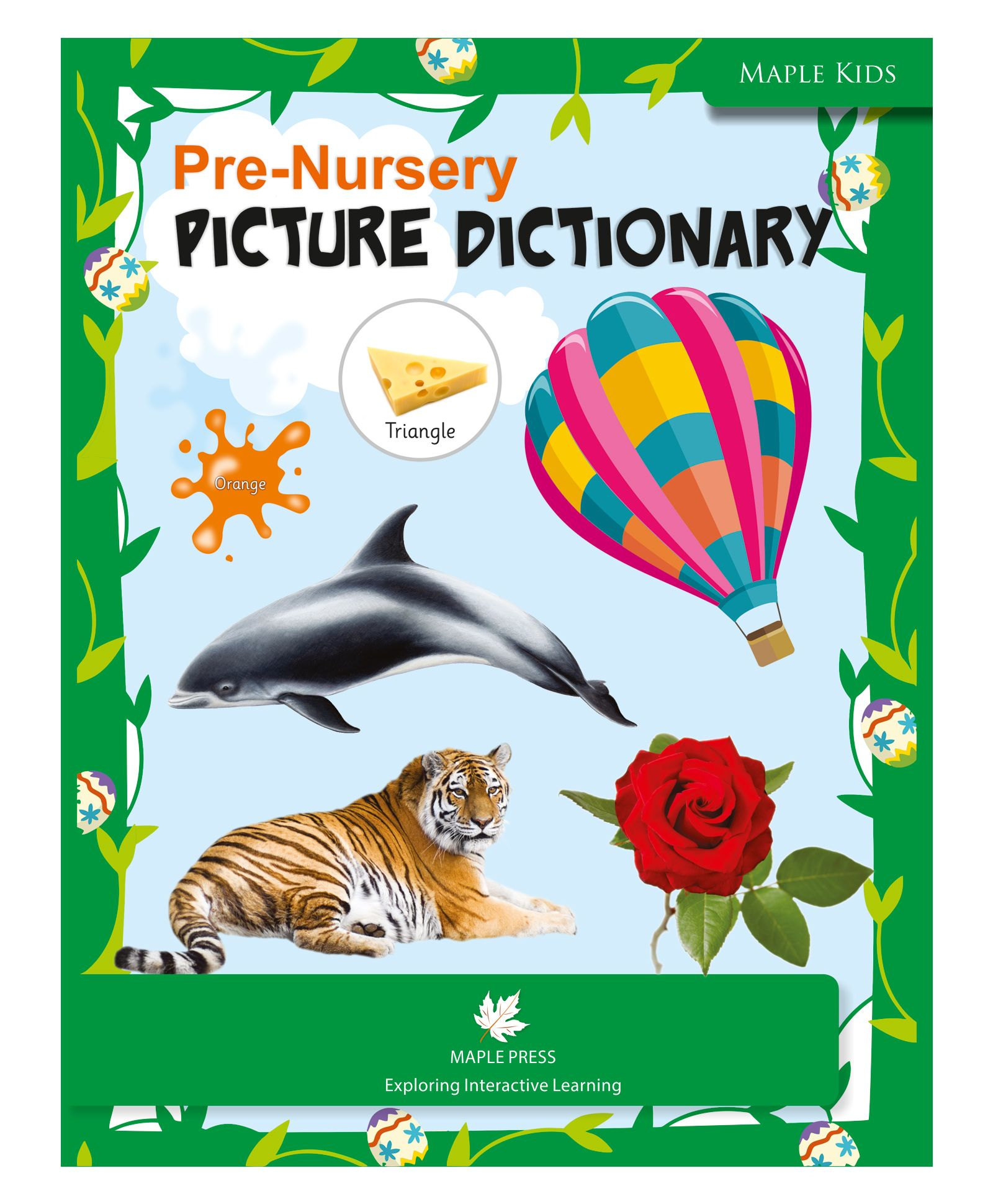 PreNursery Picture Dictionary English Online in India, Buy at Best Price  from Firstcry com - 1205787
