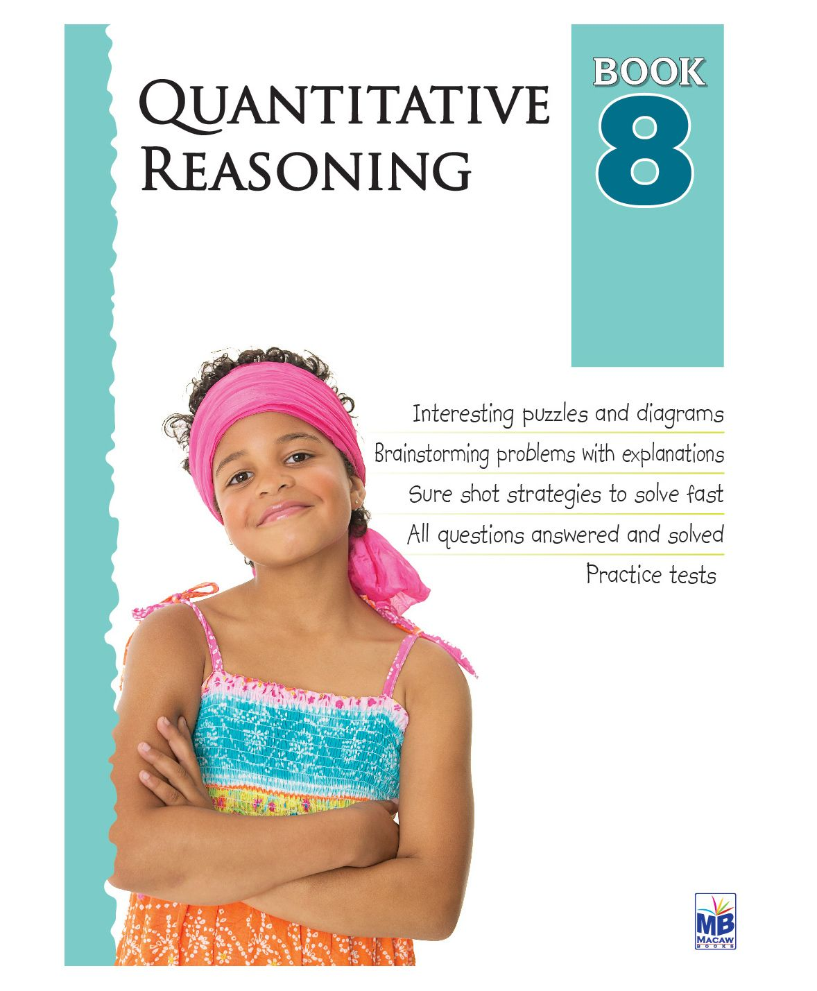 Macaw Quantitative Reasoning Book 8 English Online in India, Buy at Best  Price from Firstcry com - 1413288