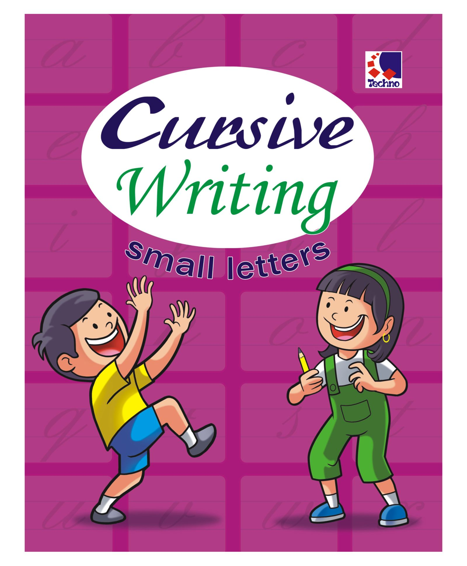 Cursive Writing Small Letters English Online in India, Buy at Best Price  from Firstcry com - 1636073