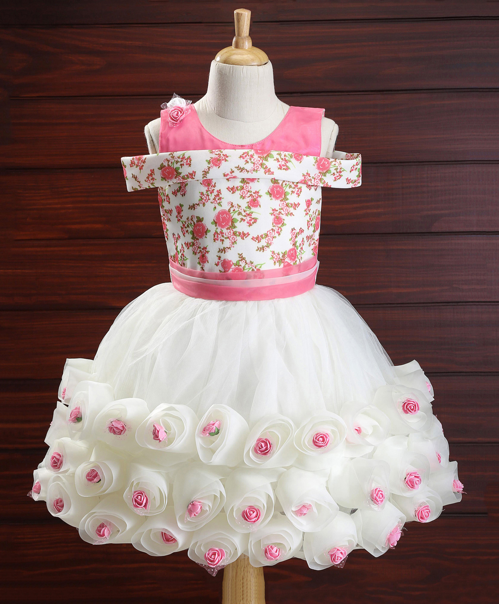 a2bfbe93d79 Baby Girl Birthday Dress Online Shopping India - raveitsafe