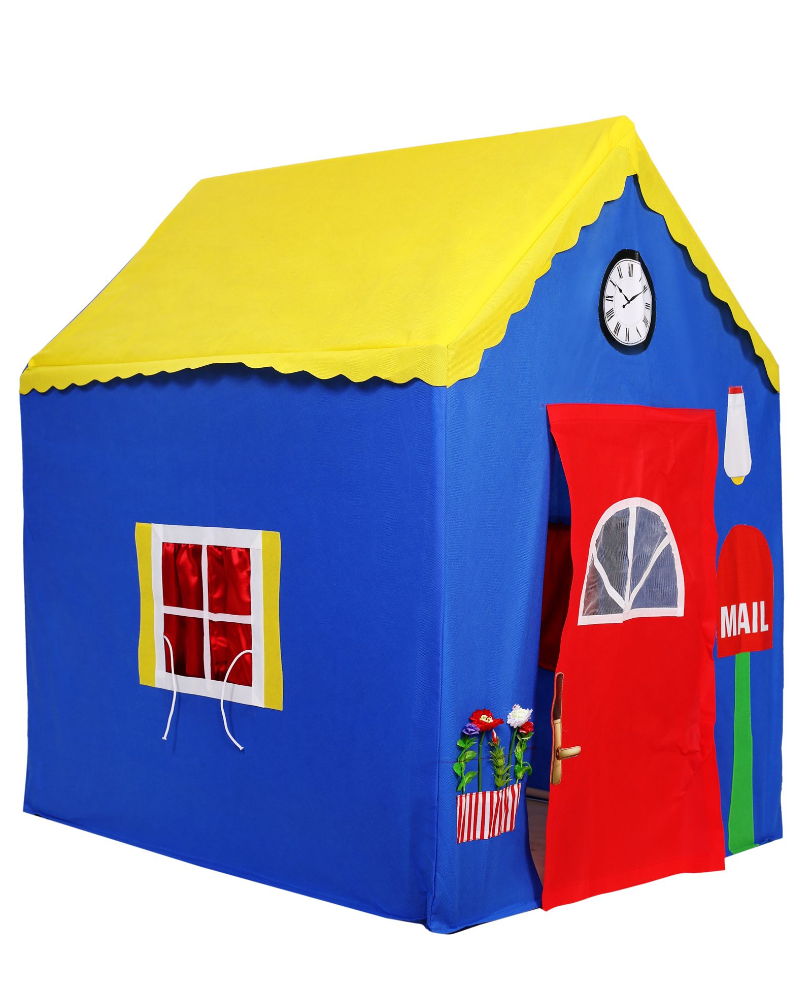 Image of: Playhood Tent House Blue Online India Buy Outdoor Play Equipment For 3 10 Years At Firstcry Com 1878713