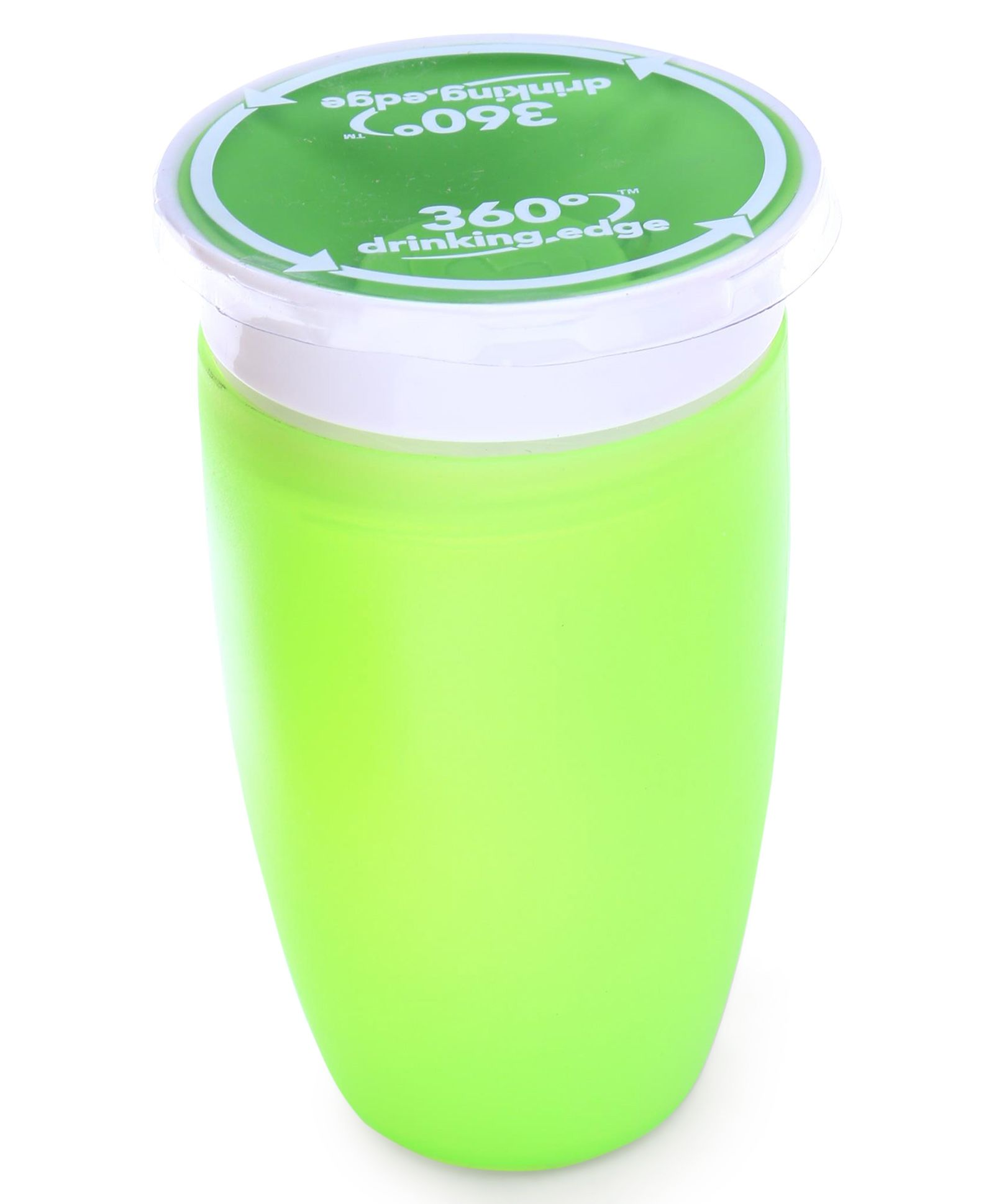 Munchkin Miracle 360 Sippy Cup Green - 296 ml