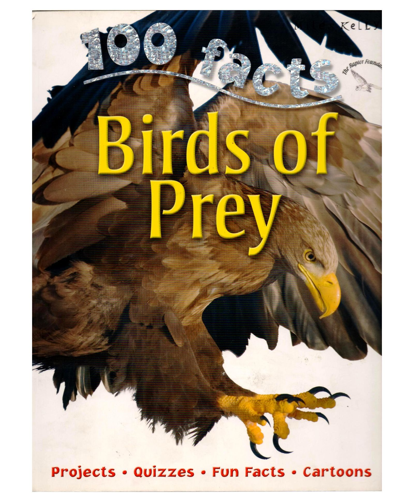 100 Facts Birds Of Prey English Online in India, Buy at Best Price from  Firstcry com - 2036924