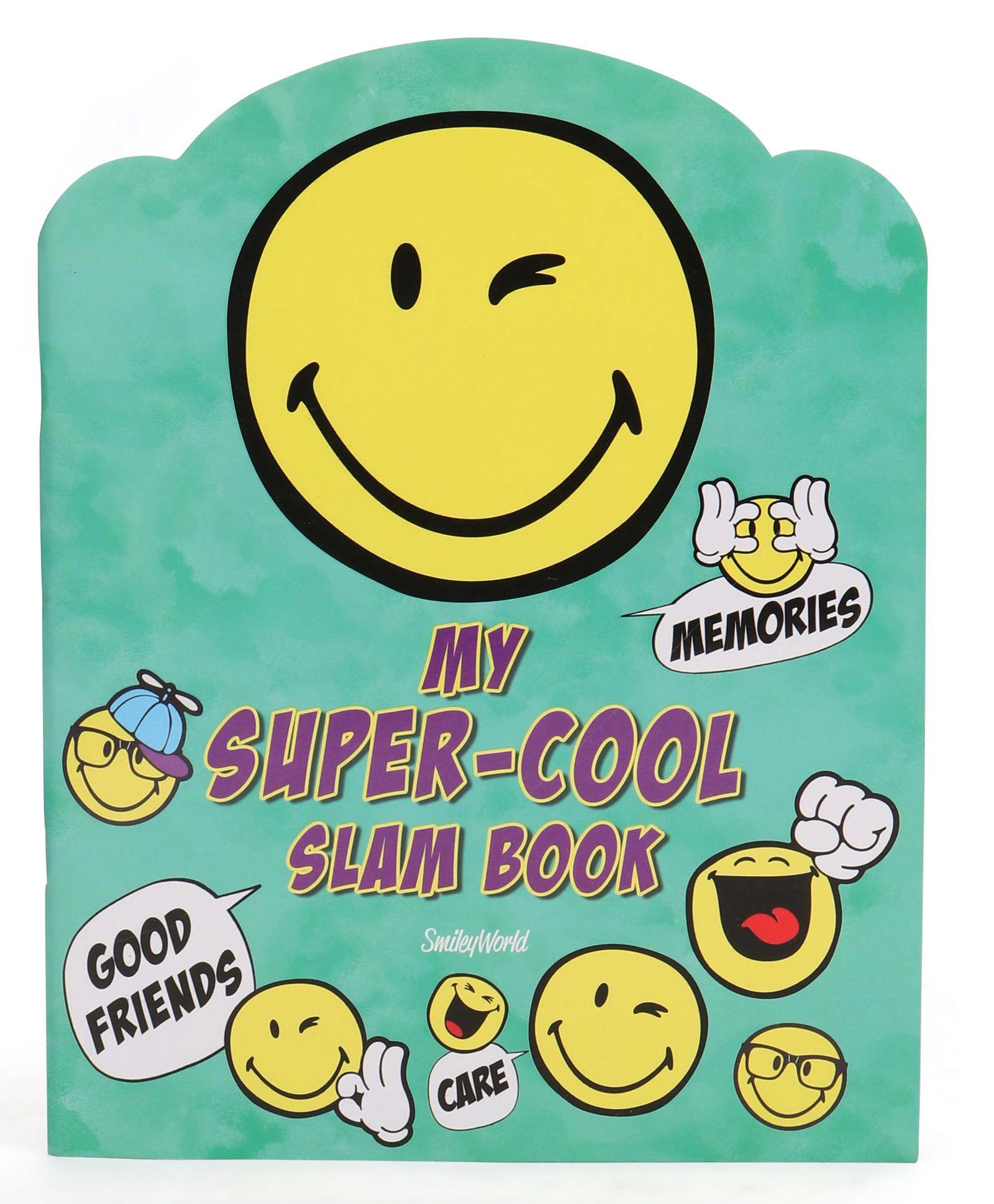 e858fafc772e Archies Slam Book Emoji Print English Online in India