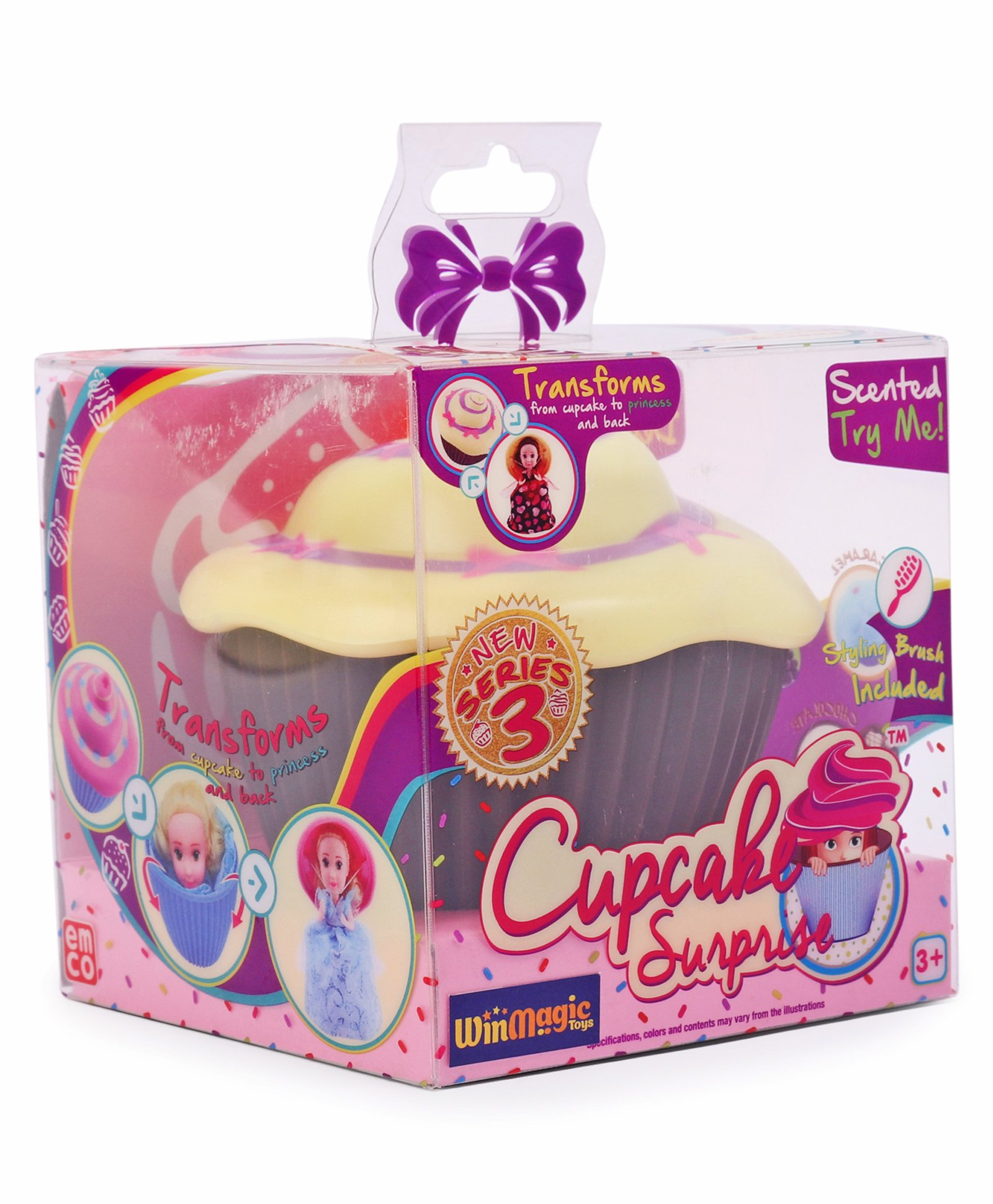 Cupcake Surprise Doll Color May Vary Online India Buy Dolls
