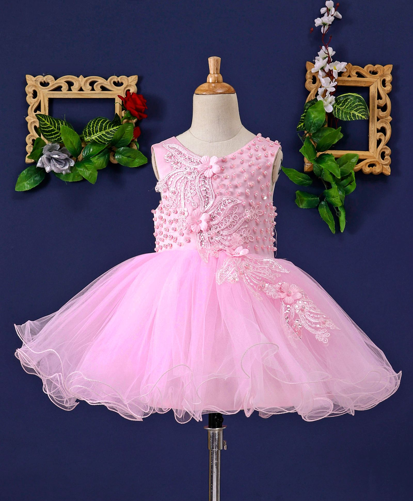 16d7ceae3f Baby Girl Party Dresses Online In India