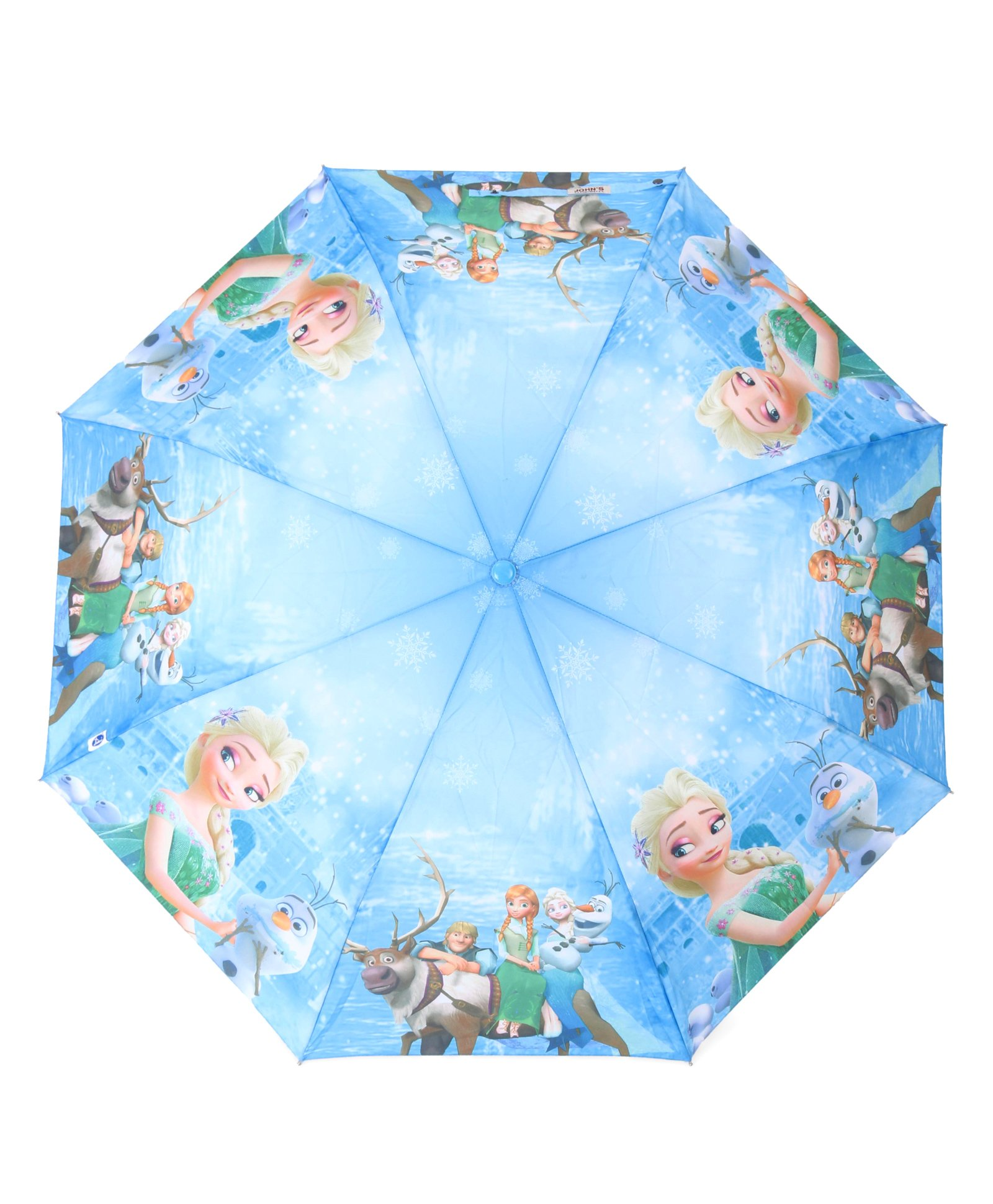 graphic regarding Umbrella Pattern Printable Free named Johns Umbrellas With Whistles Frozen Princess Print Blue On the web inside India, Acquire at Least complicated Value in opposition to - 2721158