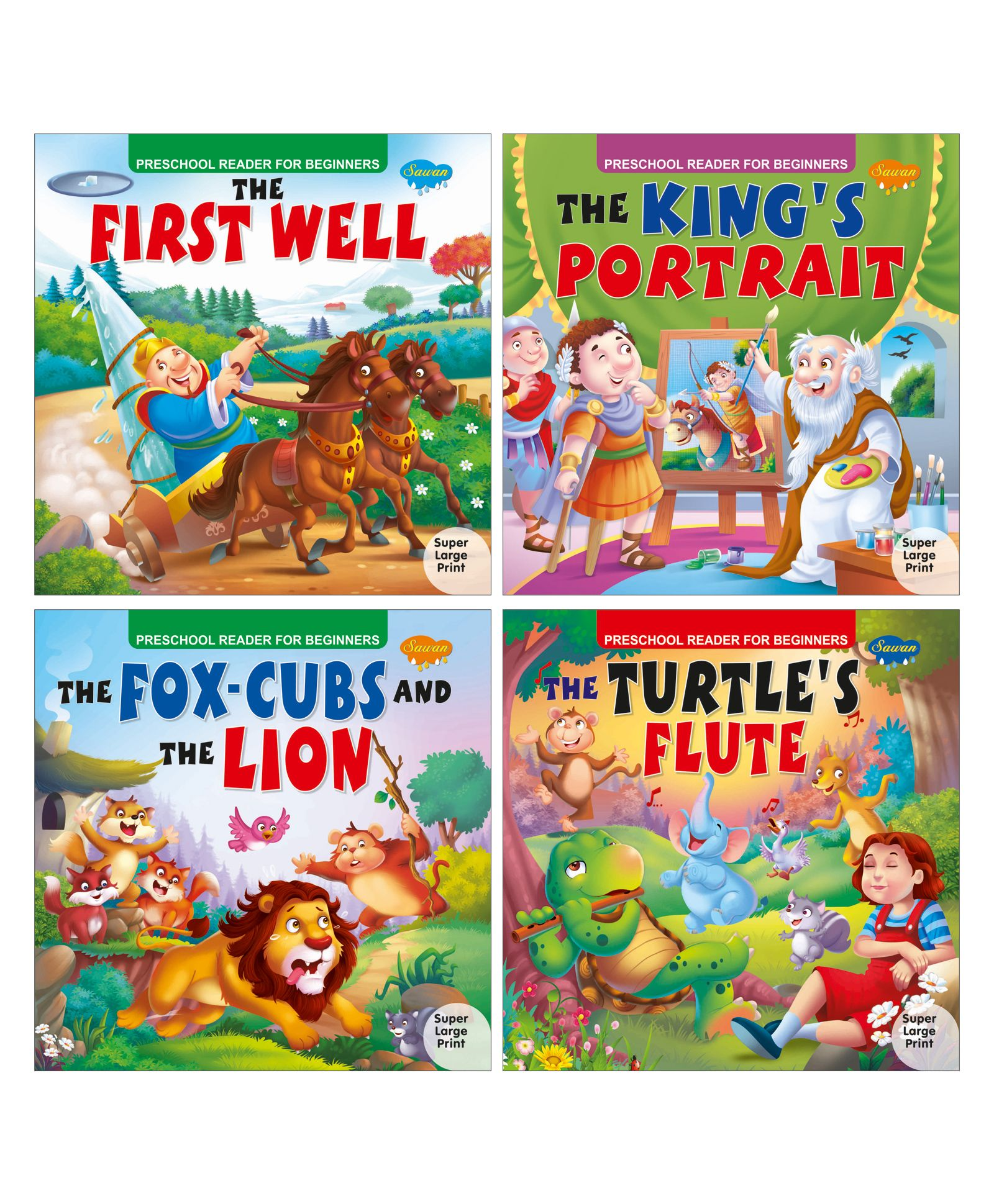 Sawan Story Books for Beginners & Early Readers English Online in India,  Buy at Best Price from Firstcry com - 2749962