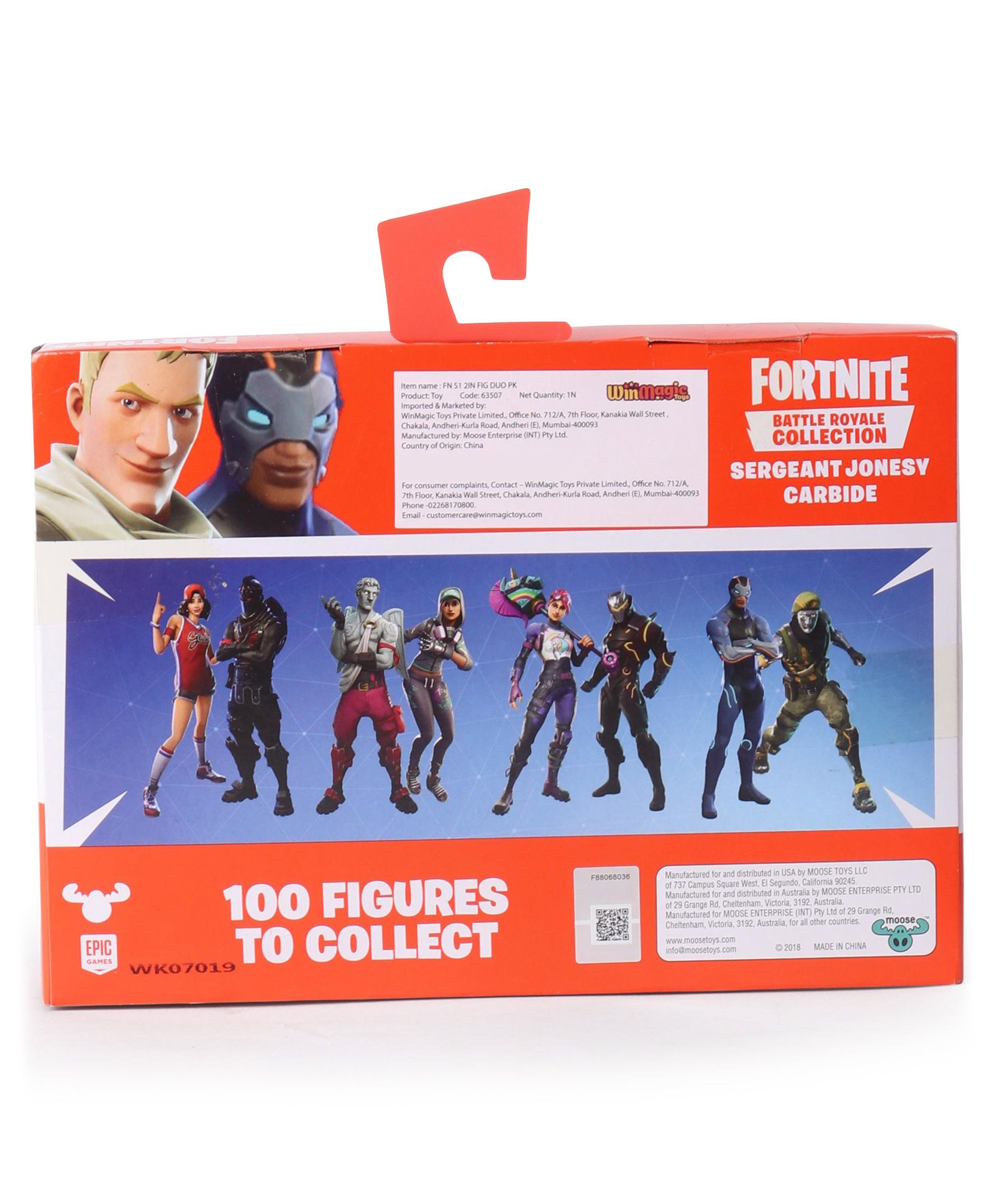 fortnite battle royale collection sergeant jonesy carbide action figures multicolour 5 cm online india buy figures playsets for 8 10 years at firstcry com 2862285 fortnite battle royale collection