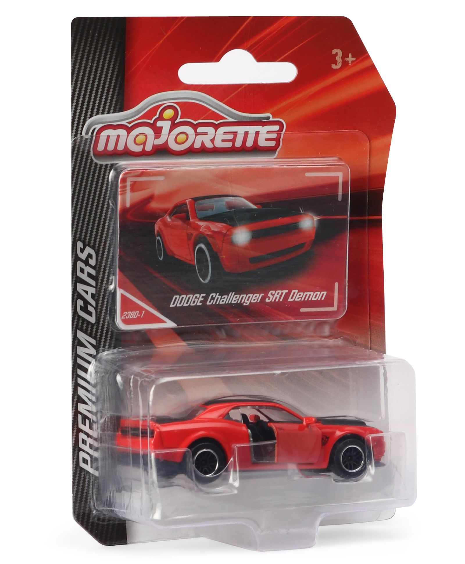 Majorette Limited Edition Die Cast Dodge Challenger Srt Demon Toy Car Red For 3 14 Years Online India Buy At Firstcry Com 2932989
